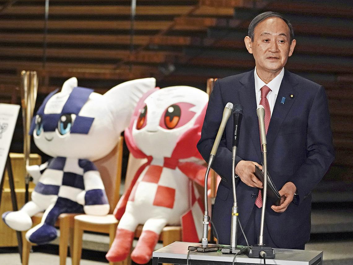 沒社交活動、沒外交榮耀史上最乾淨的奧運 東奧一路衝菅義偉被迫賭上政治生涯?