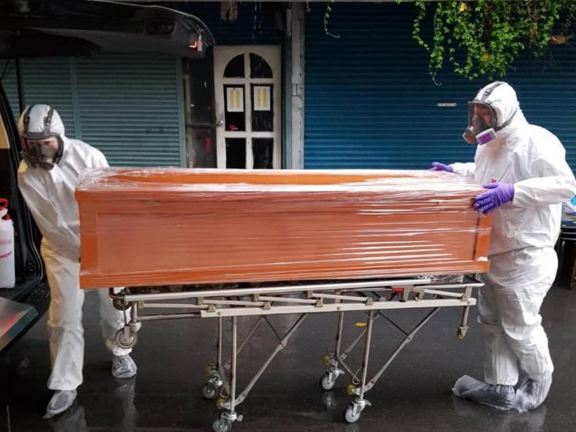 「他和病毒抗爭到底,我只是送一程」火葬場工作30多年職員告白:面對大體這麼多年,他們不會害人