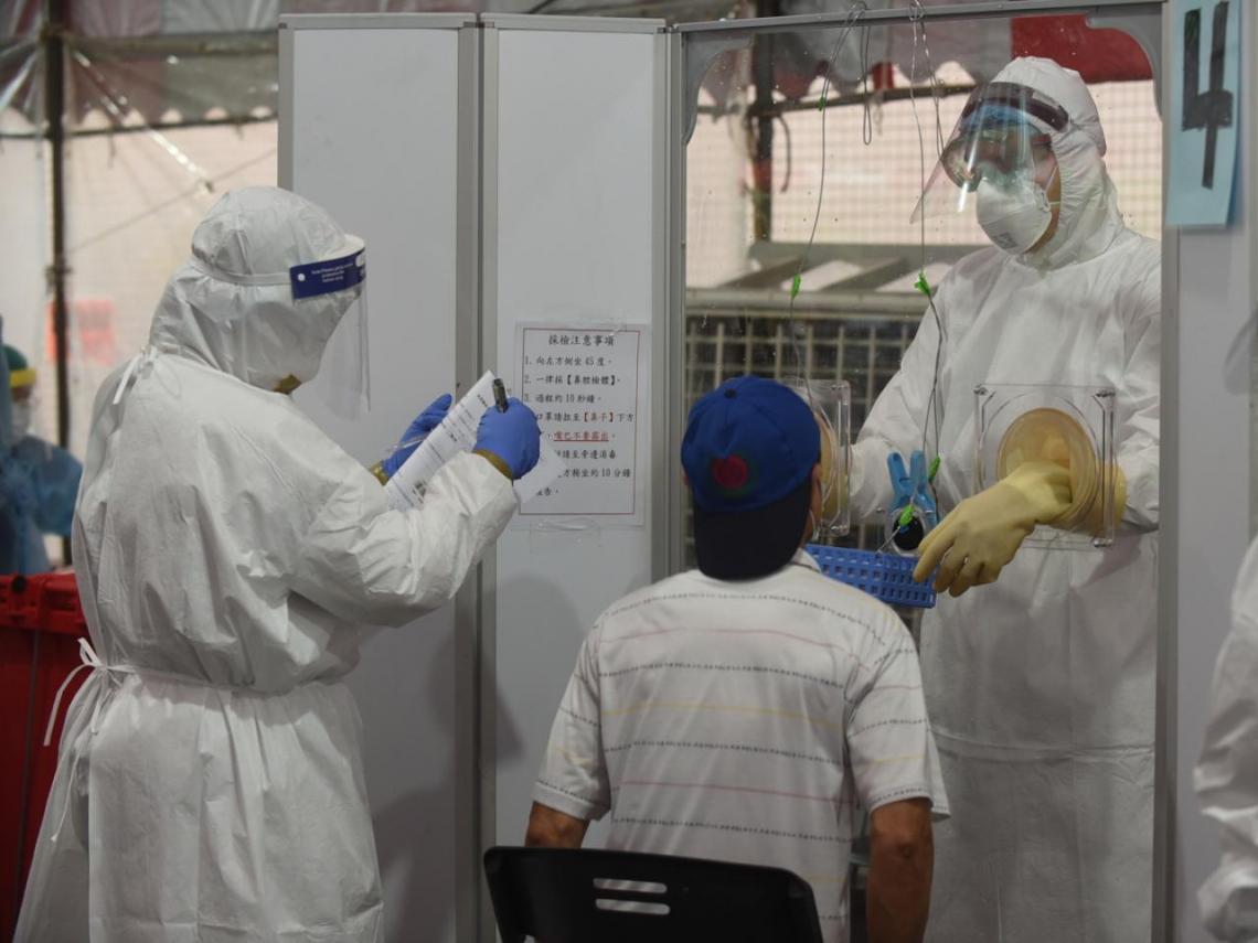 苗栗電子廠群聚》超豐「感染源頭」找到! 員工「嗑退燒藥+冰水洗臉」躲篩檢 害慘8人確診