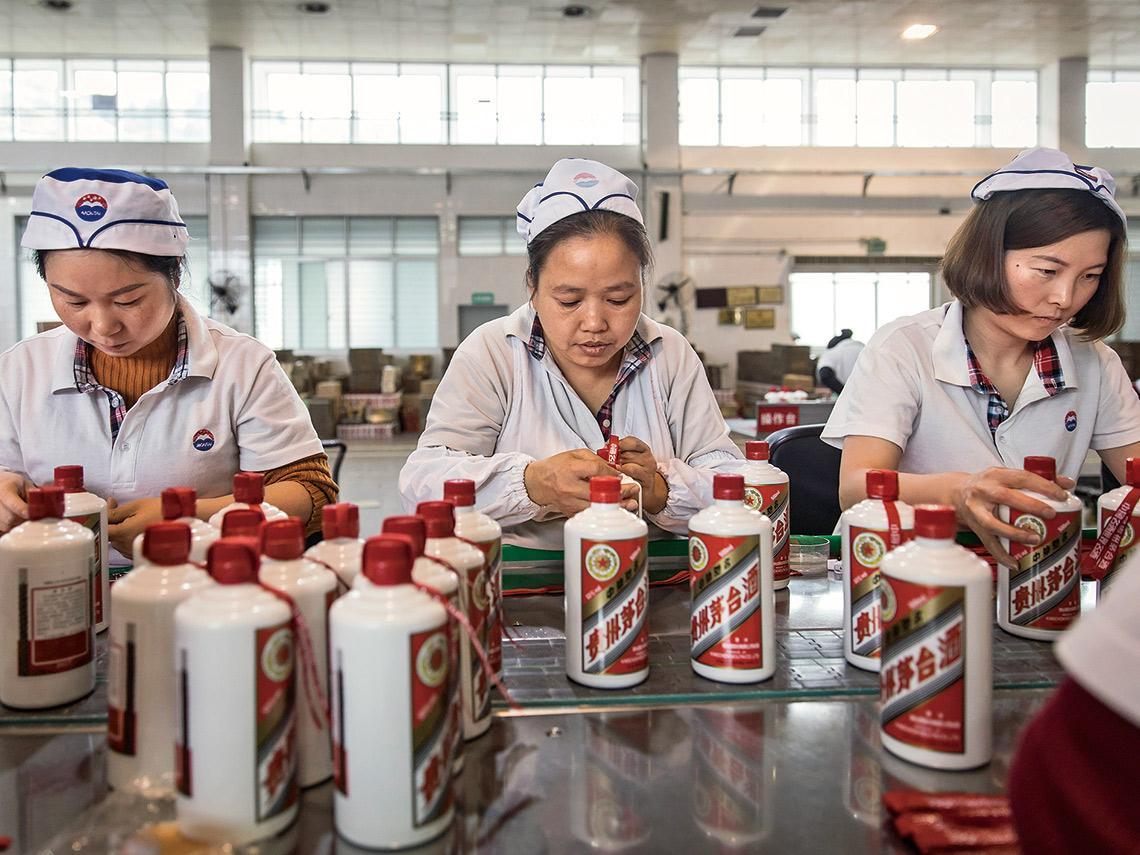 悶了半年的中國股市 或藉白酒股回魂