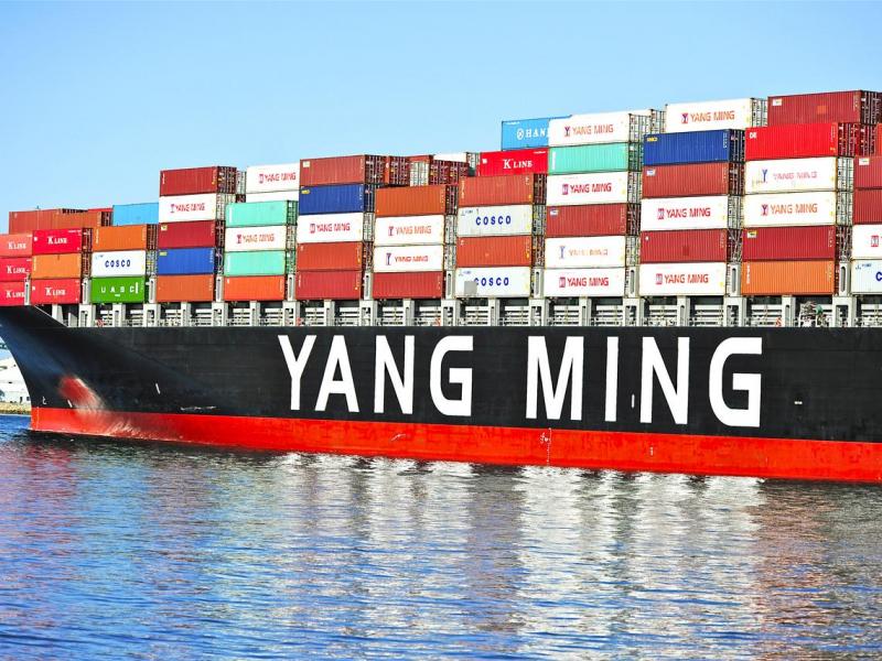 陽明、長榮...航運股爆天量2900億,為什麽國外沒漲台灣漲這麼兇?飆漲背後的關鍵原因是…