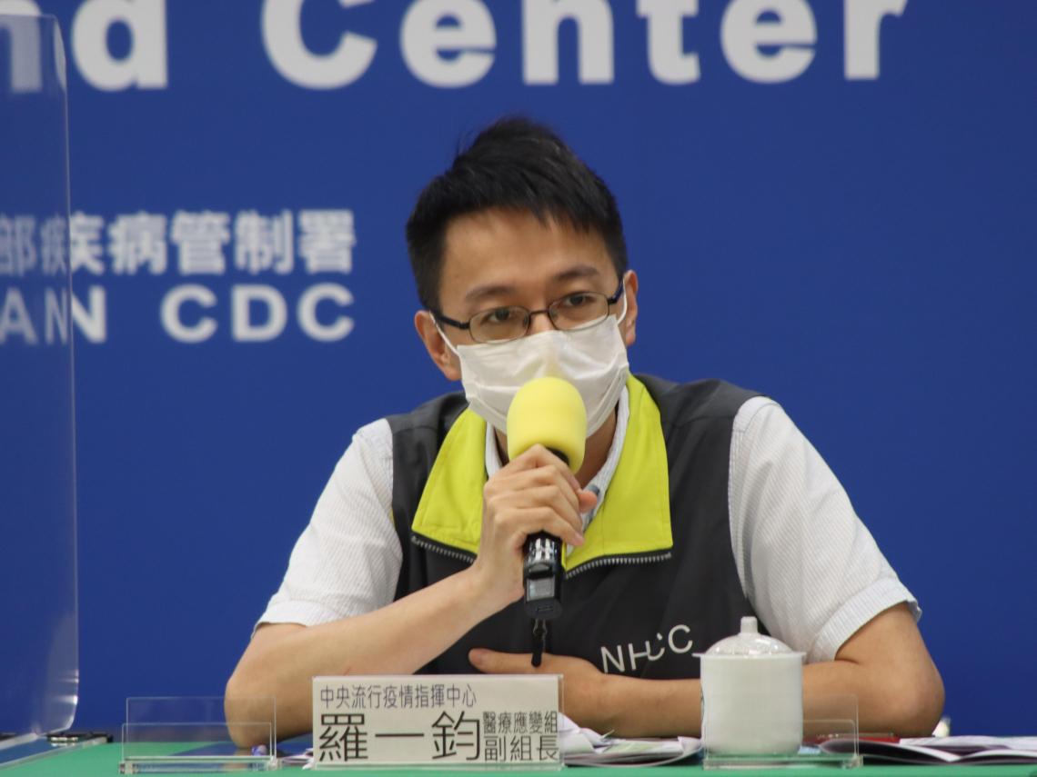桃園「院內感染」擴大! 國軍醫院染疫大增至11人 指揮中心:護理師曾打疫苗仍確診