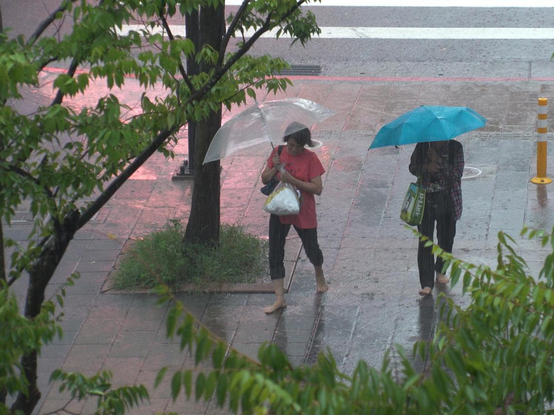 「致災性」豪雨猛灌!降雨熱區「南→北」11縣市拉警報 停班停課、停打疫苗懶人包