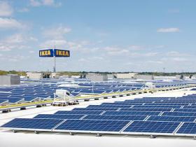 全球家具龍頭誓言讓一年兩千萬噸碳排「歸零」,IKEA豪砸2200億投資綠能發電廠