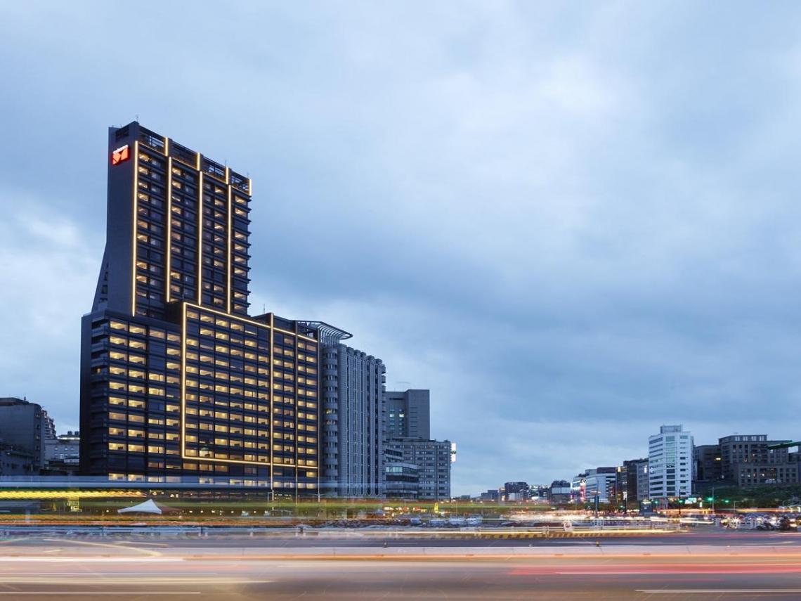 citizenM世民酒店台北北門 提供高科技服務的輕奢潮流時尚酒店