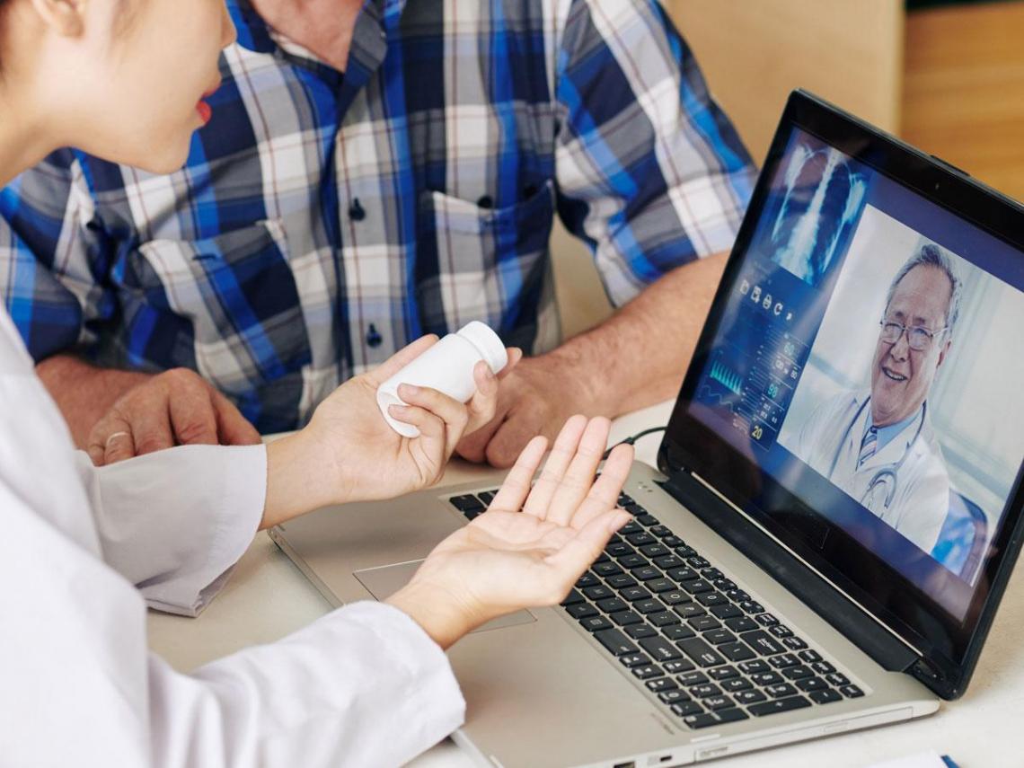 醫療機構拼轉型抗疫,遠距診療平台助攻亞東醫院及台東縣衛生所翻新就醫模式