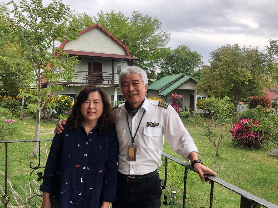 他棄退休俸轉民航機師、移居台東「漸進退休」:人生要不時回望,才知何時整補再出發