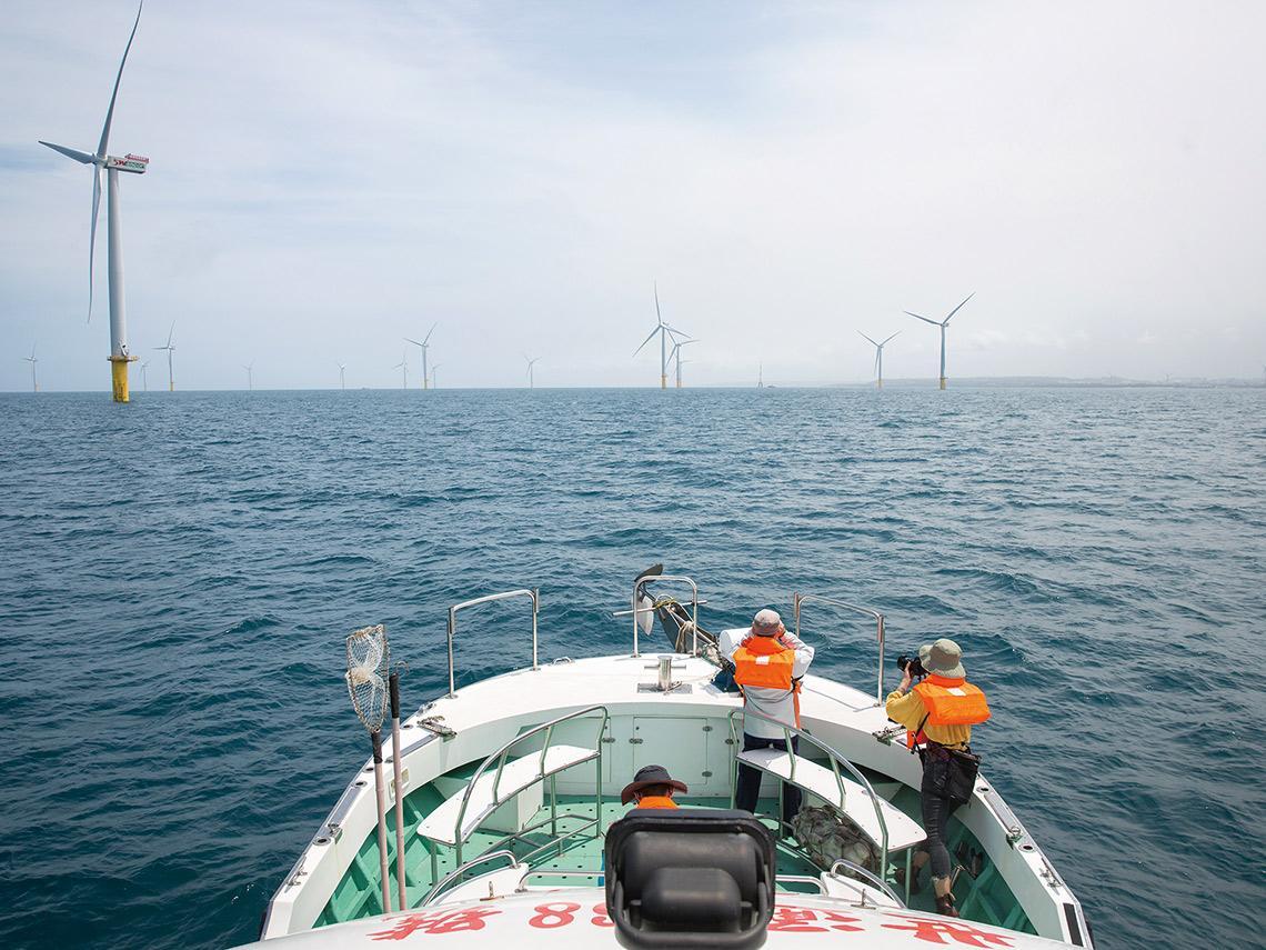 第三階段再釋出15GW容量 本土供應鏈卻未同步升級 風電國產化十年大計 須跨越三缺困境