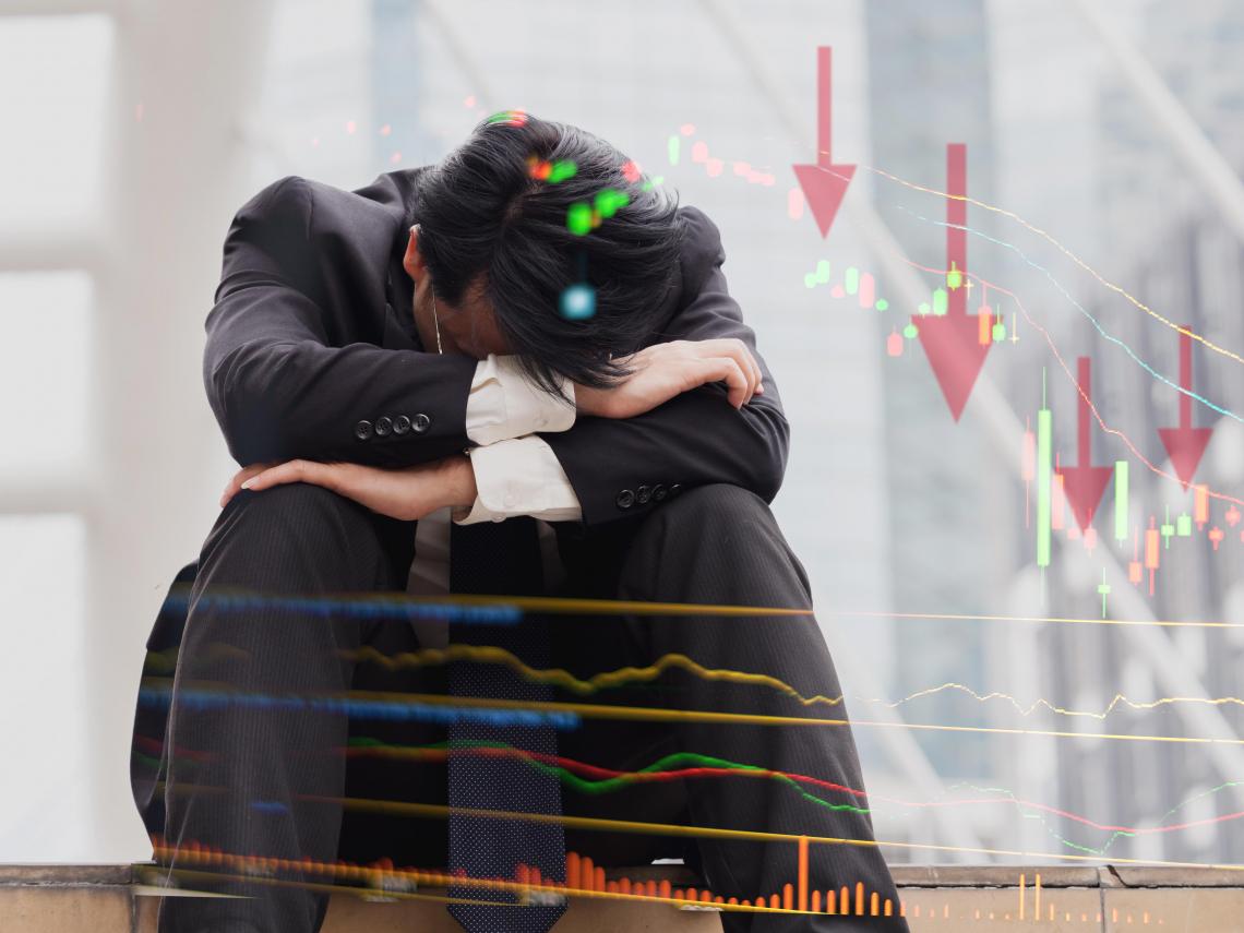 長榮爆4616萬元違約交割》從3檔航運、鋼鐵股看新手當沖亂象:為何股價跌停時一堆人下場悽慘?主要敗在4個字