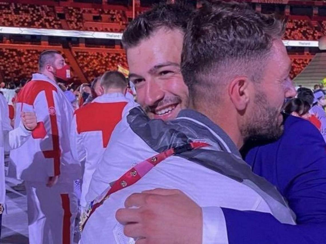 最感人一幕!敘利亞兄弟東奧見面相擁、各代表「母國、難民隊」 一張賺人熱淚的照片成「最美麗誤會」