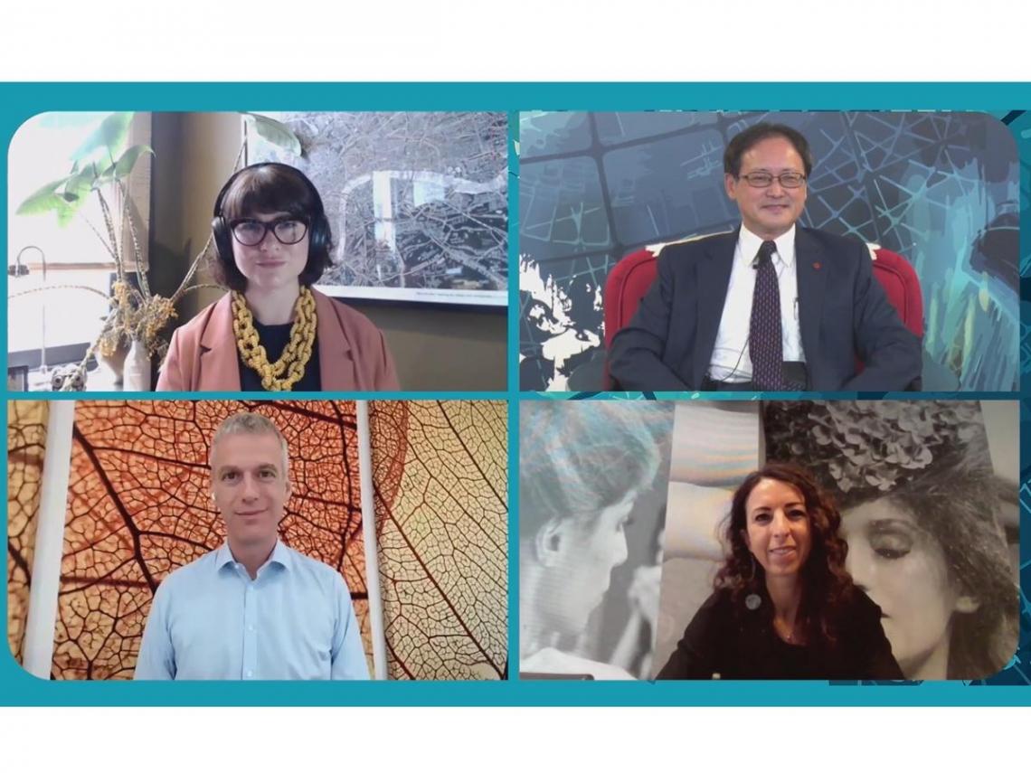 2021展覽國際大師線上論壇 會展迎接疫後復甦,虛實整合挑戰獲利倍增