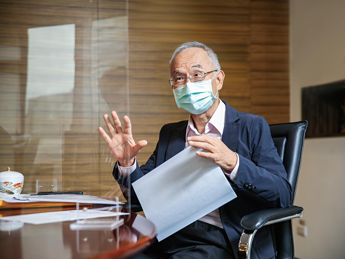 TBC交易案遭駁背後 怪奇控股架構讓呂芳銘陷困 前鴻海副總裁誤闖有線電視叢林三年告白