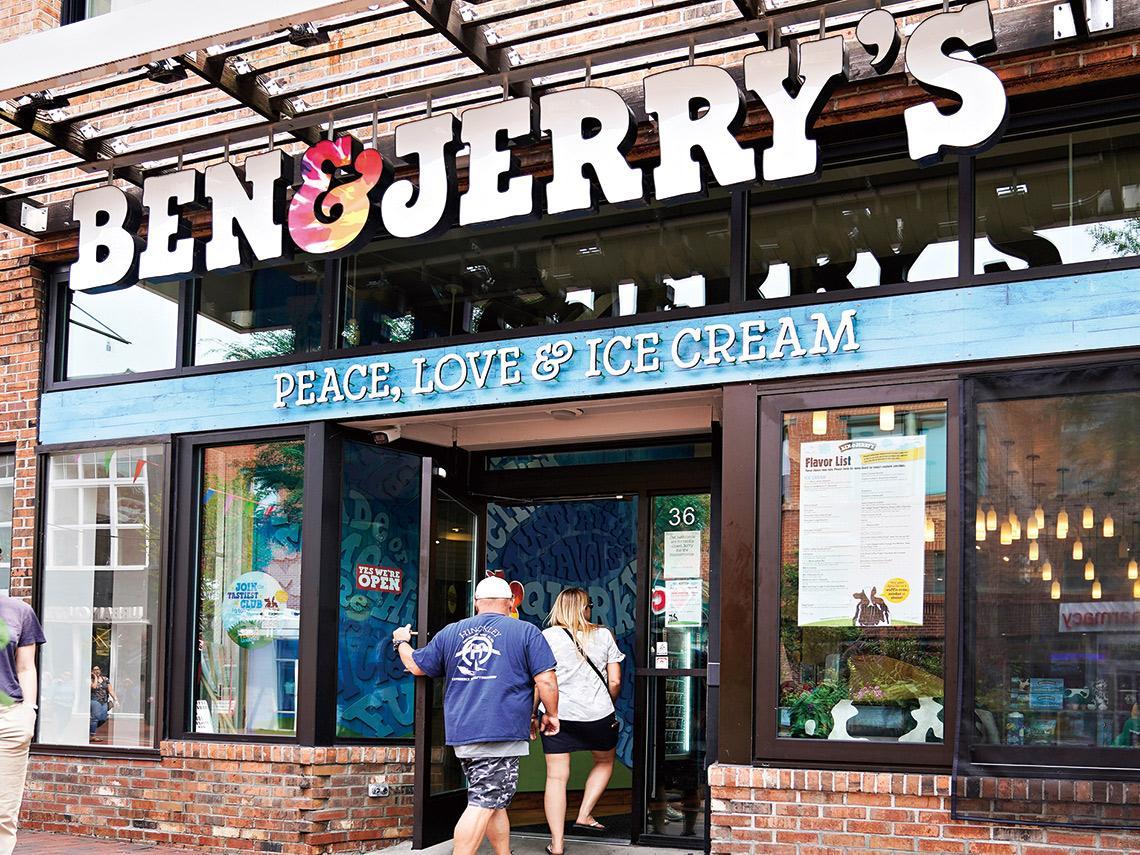 創辦至今不斷挑動敏感議題「企業信仰」極限何在? 惹怒猶太人班傑利「政治冰淇淋」瞬間走味