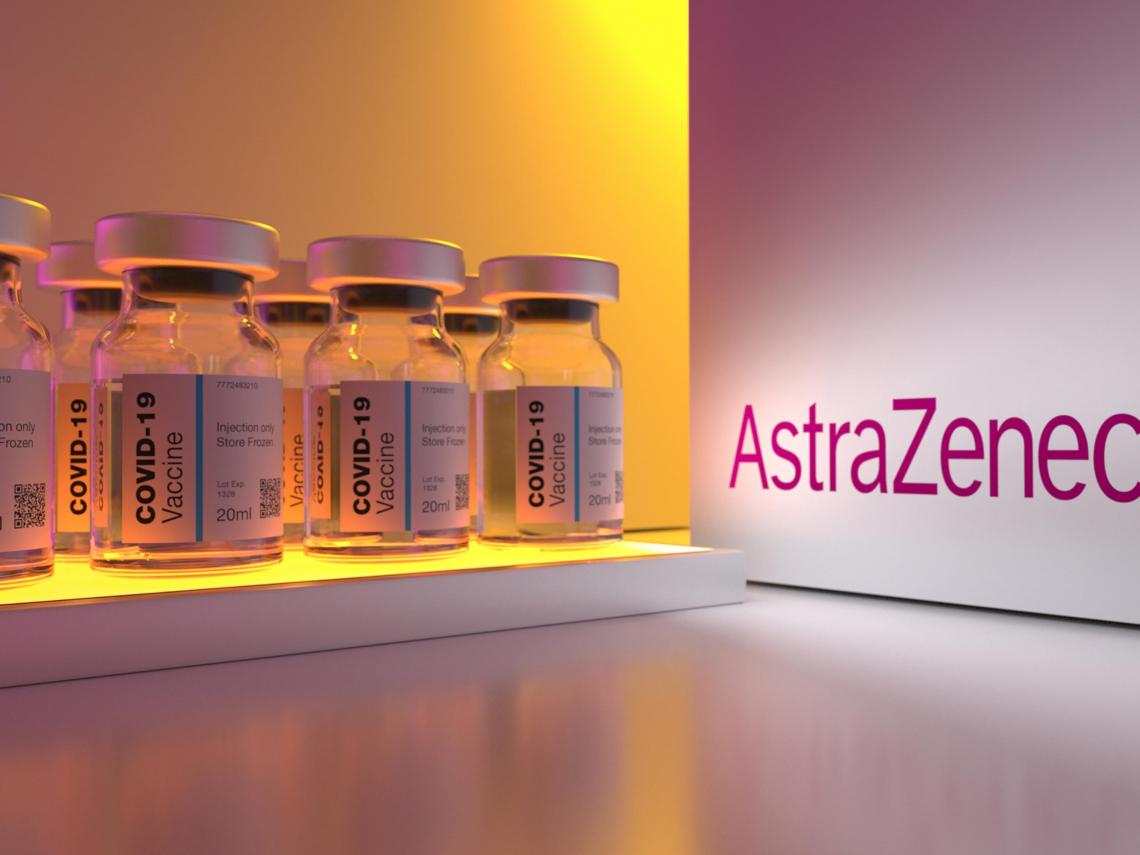 立陶宛捐贈「2萬劑AZ疫苗」來了!10:34運抵桃機 比原計劃早兩個月
