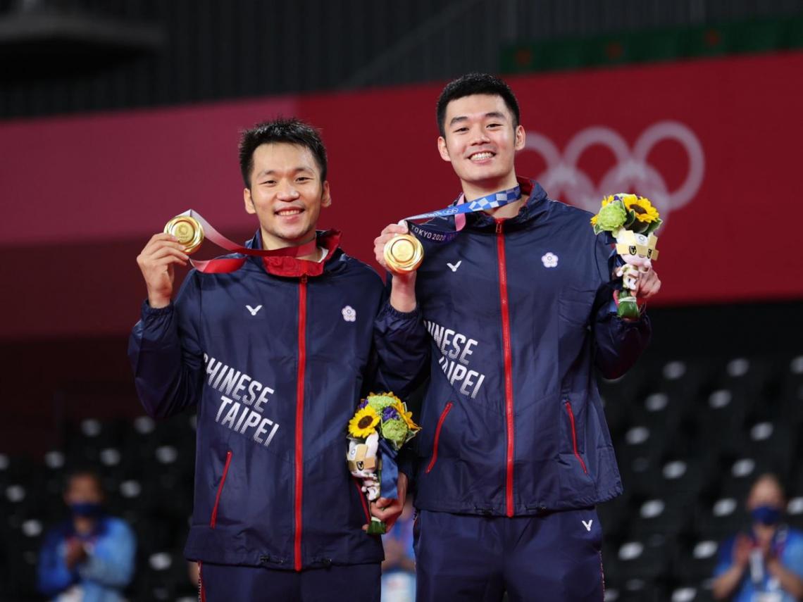 「麟洋配」奧運奪金!李洋8年前才領到國際賽門票,曾被老爸說不是塊料:爸,我真的可以!