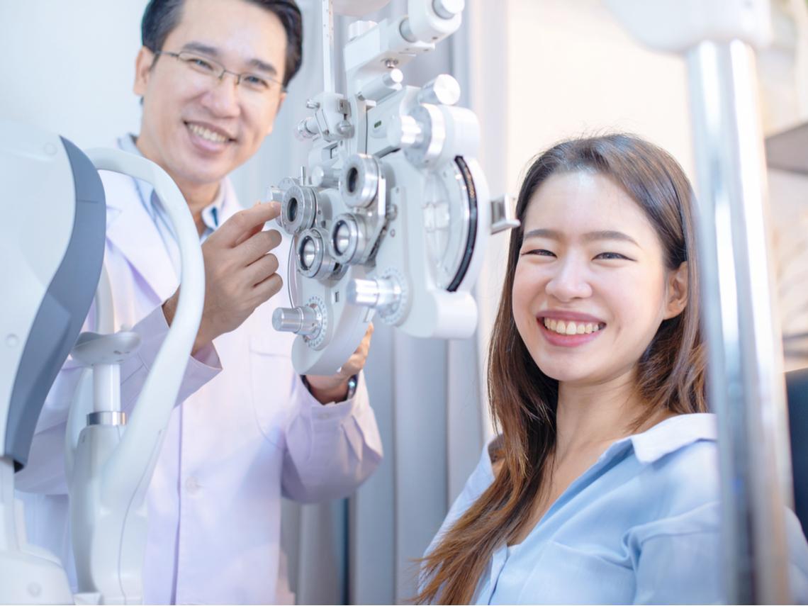 近視雷射手術比一比,PRK、LASIK、SMILE有何差別?眼科醫師圖解說明
