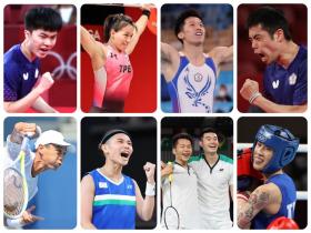 2020東奧閉幕》比奪牌更重要的事!68個奧運選手人生拼搏精神,才是台灣最大的收穫