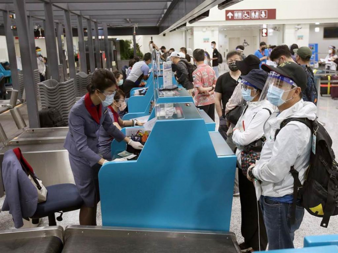 直衝帛琉混打第二劑疫苗!132台客今出發 首發團旅客鎖定BNT