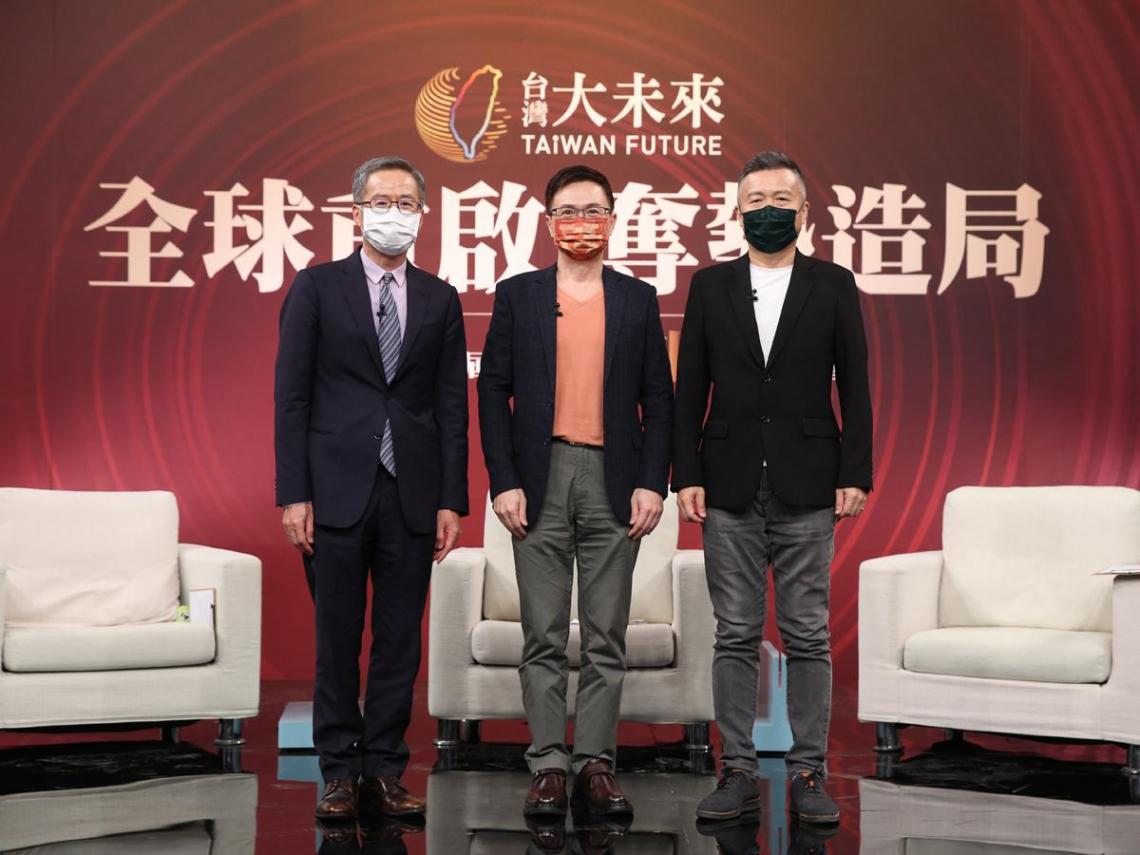 台灣大未來》MIH執行長鄭顯聰:劉揚偉做電動車的真正願景「要把GDP乘以二」