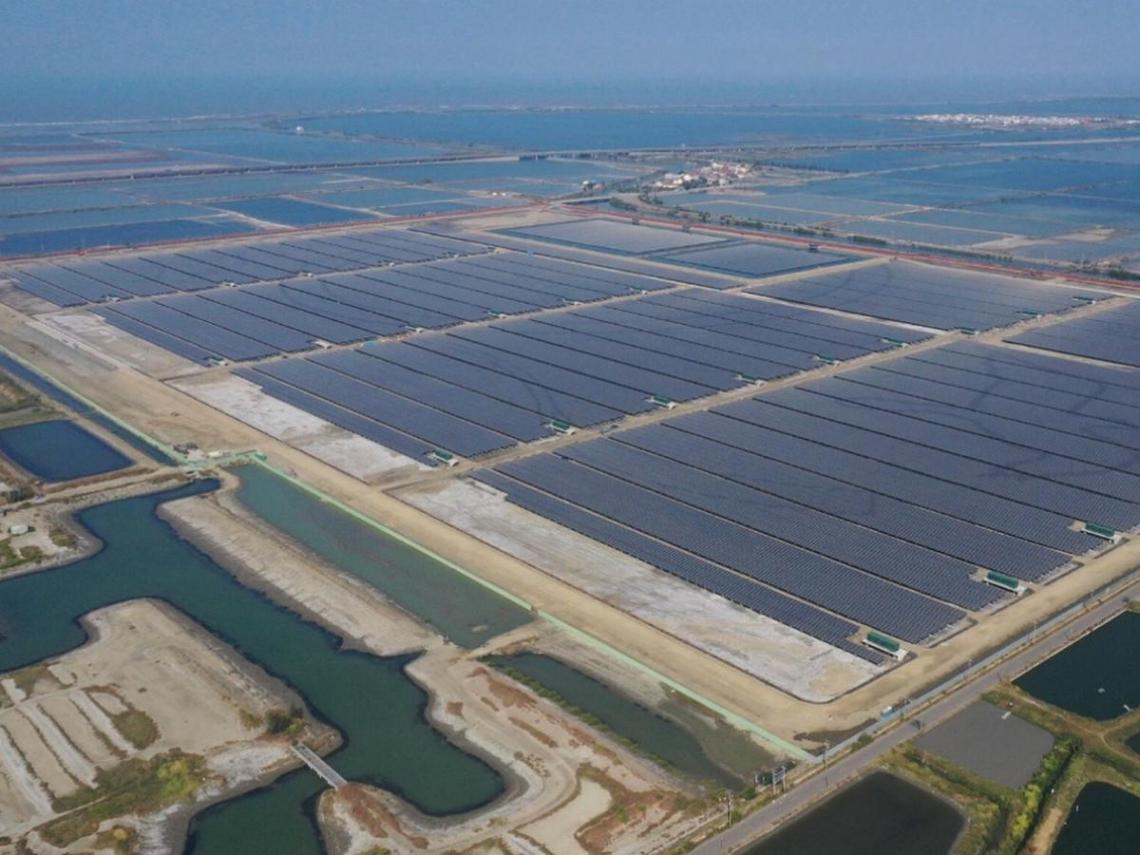 拼太陽光電推動有成 台南、屏東、高雄立標竿