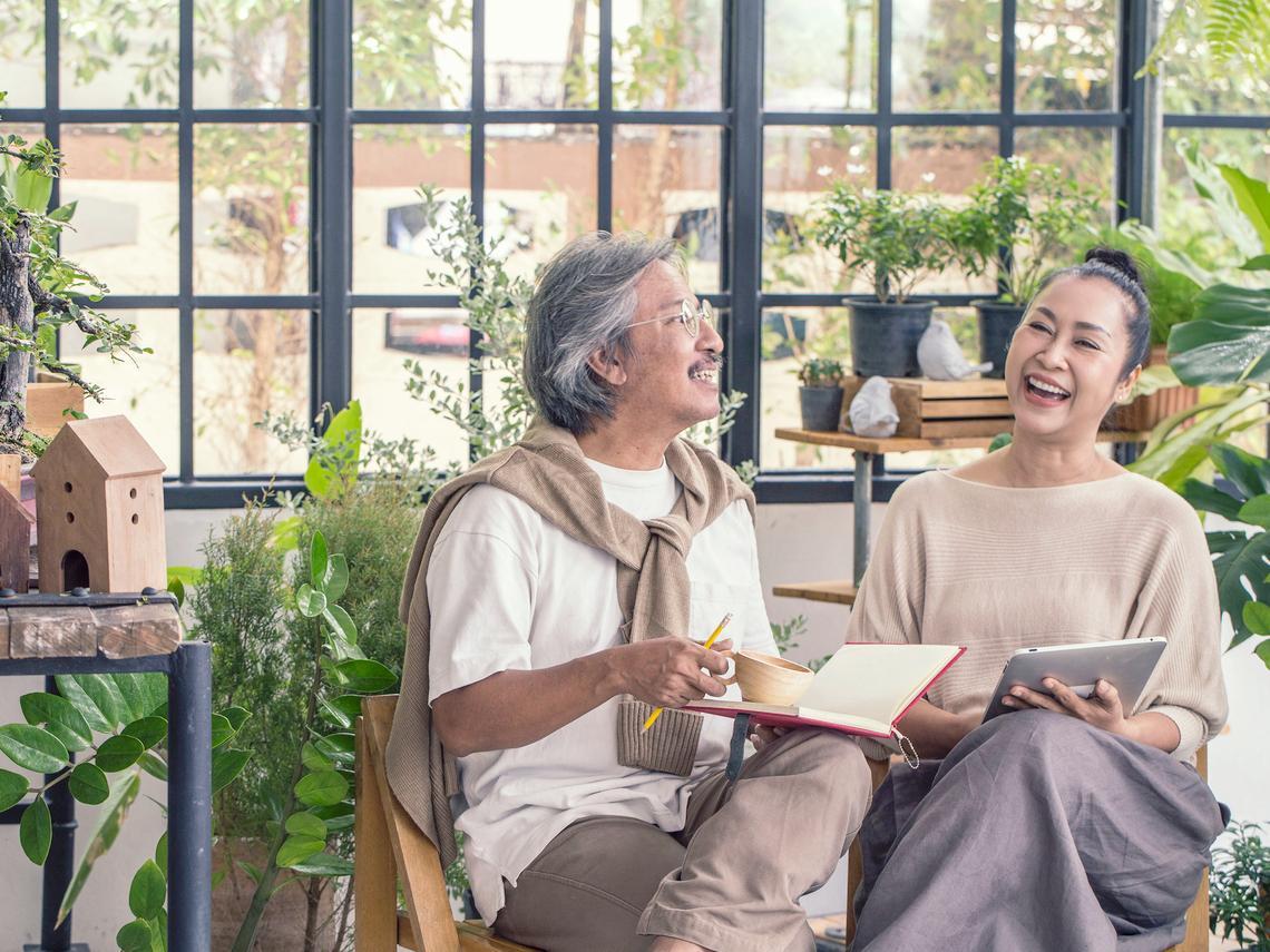 結婚30年先生出現抑鬱鬧離婚:房子、公司、錢都給你,我只要安靜、離世也沒關係