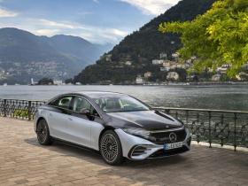 Mercedes-Maybach也要電動化,全新賓士EQE、AMG首款電動車將齊聚慕尼黑車展!
