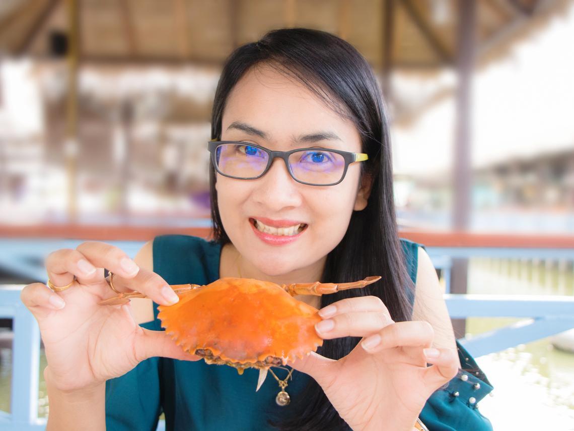 美味秋蟹季來臨,當心蕁麻疹症狀加劇!急性發作快就醫遠離喘、腹痛、關節痛、休克