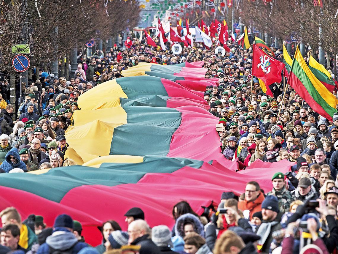 30年前立陶宛人賭上一切爭取獨立…與台灣同樣緊鄰極權勢力 他們如何捍衛民主、硬頸自立?