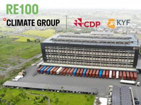 台灣首家加入RE100塑膠容器廠,金元福承諾2050年全面使用綠能