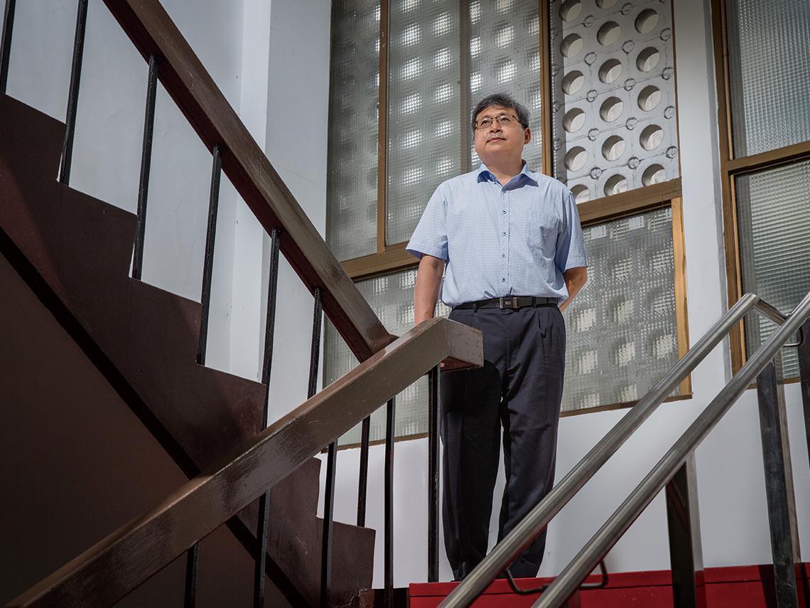 曾起訴李登輝、陳水扁、馬英九  肅貪大將笑答:「我沒得選」 「總統剋星」周士榆  打擊金融犯罪心路談