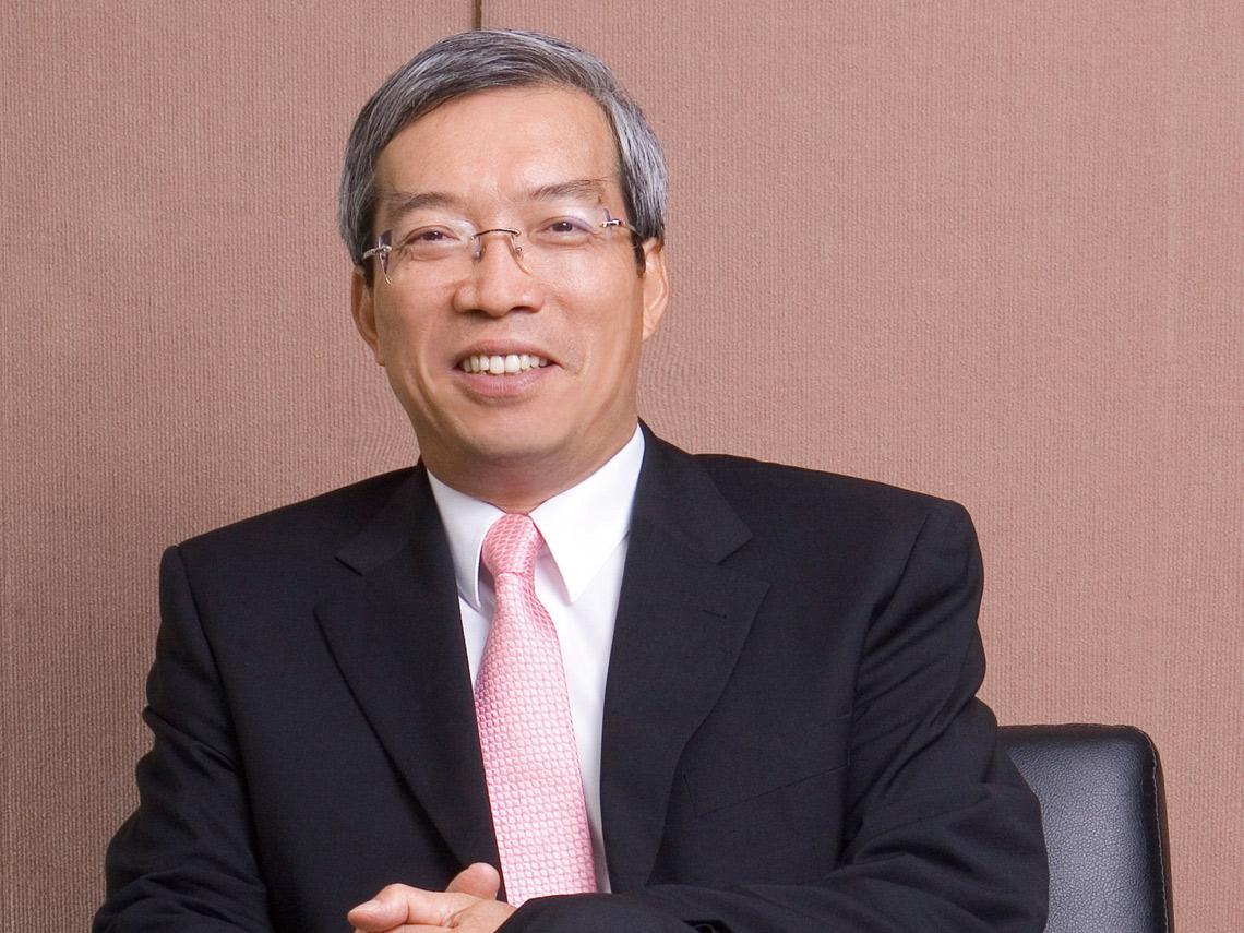 台灣的金融業逐漸兵肥馬壯