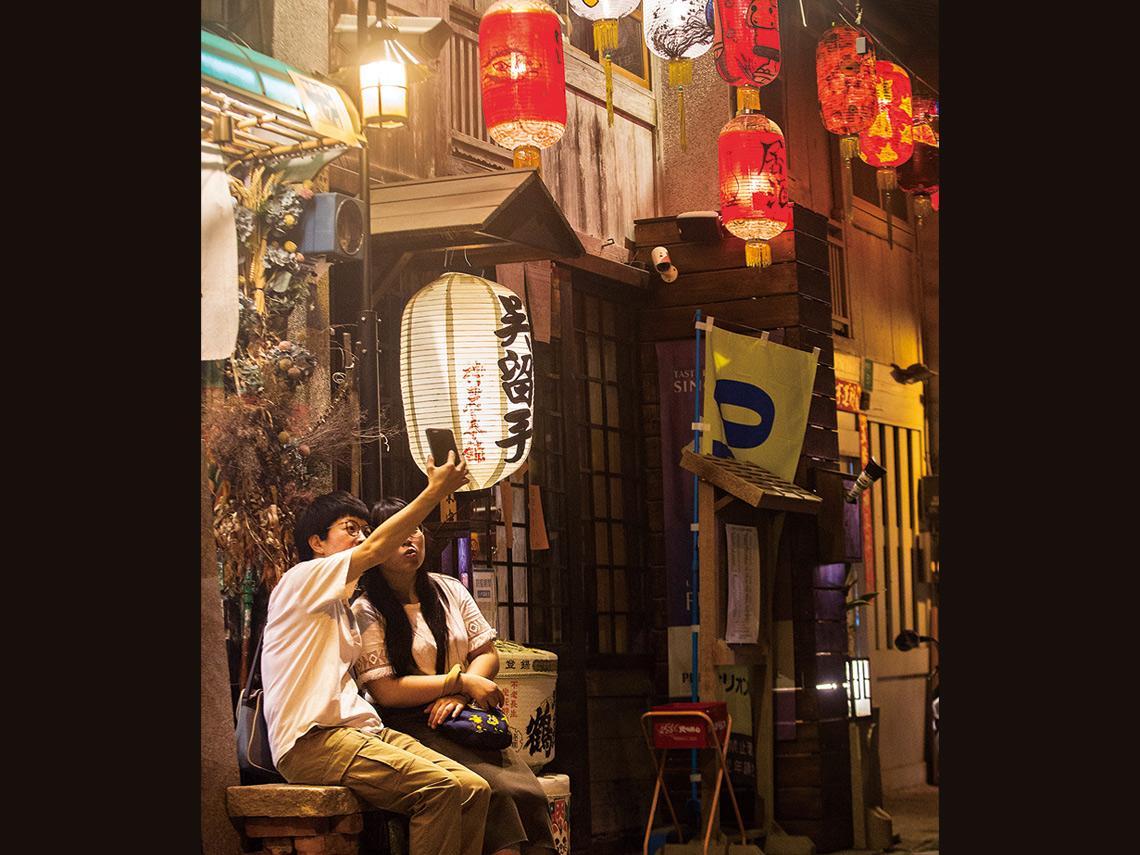 夜貓子 府城散策