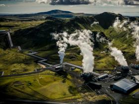 永久儲存二氧化碳!冰島啟用地表最大吸碳工廠
