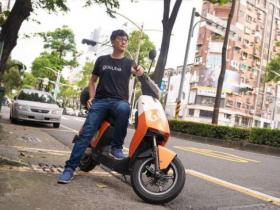 Gokube:共享電動機車「衝」綠電,就是要 100% 零碳排!