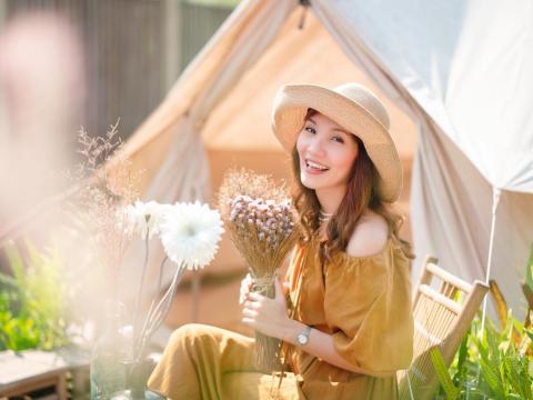 自律,就是和自我相處!女人真正有氣質,一定讀很多書、看很多風景,和愛過一個人