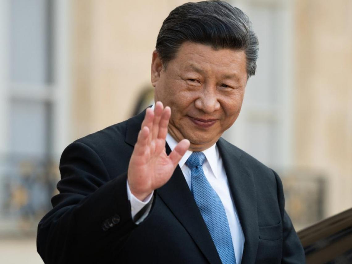習近平賀電朱立倫,「為國家謀統一」字眼都出現!綠委:國民黨必照習的劇本耍猴戲念經