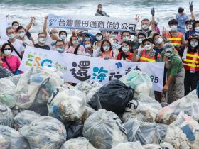 今周刊「還海行動1095」萬里淨灘,一小時竟撿905公斤垃圾!保護海洋不再變「垃」園