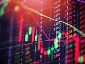 美債殖利率飆升、國會僵局!道瓊大跌逾500點   台積電ADR領費半暴跌逾3%