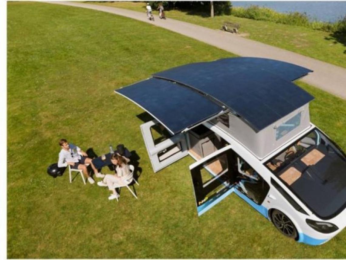 太陽能房車挑戰旅遊歐洲!一天就可以行駛454英里