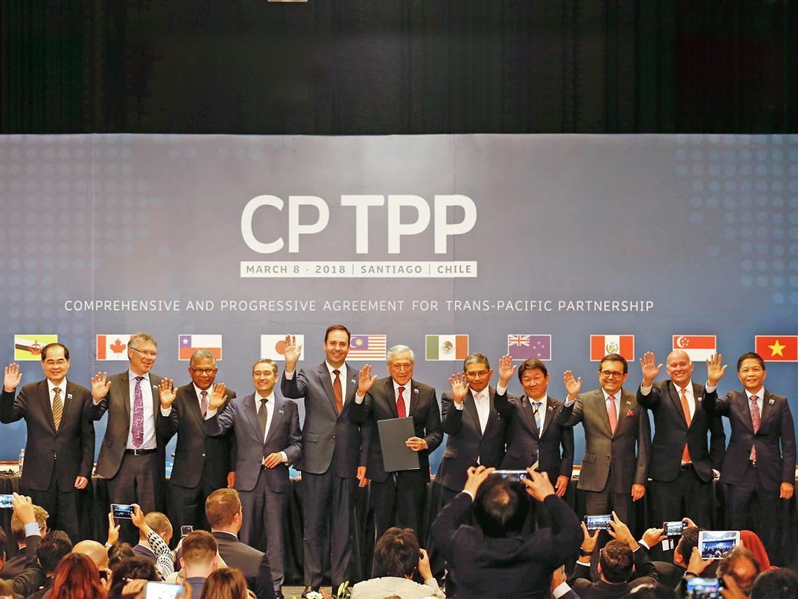 十年磨一劍!藍綠雙方極罕見的公約數,一文讀懂台灣申請加入CPTPP,為何利大於弊?