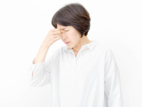 乾眼症常見4大症狀你有嗎? 醫師提醒:口罩佩戴不正確也會導致