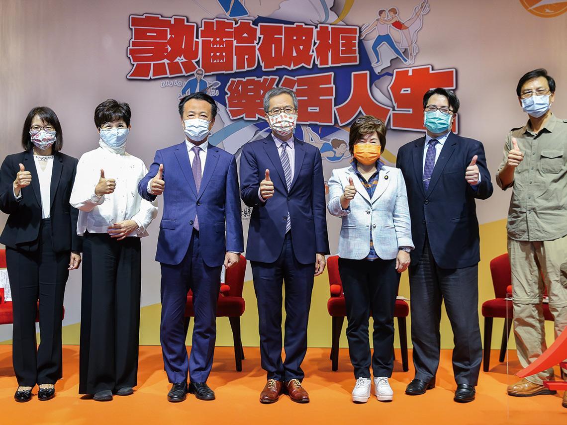 日本政府力推的關鍵15問  及早發現衰弱徵兆 破除三大迷思  日本熟齡權威談失智保健