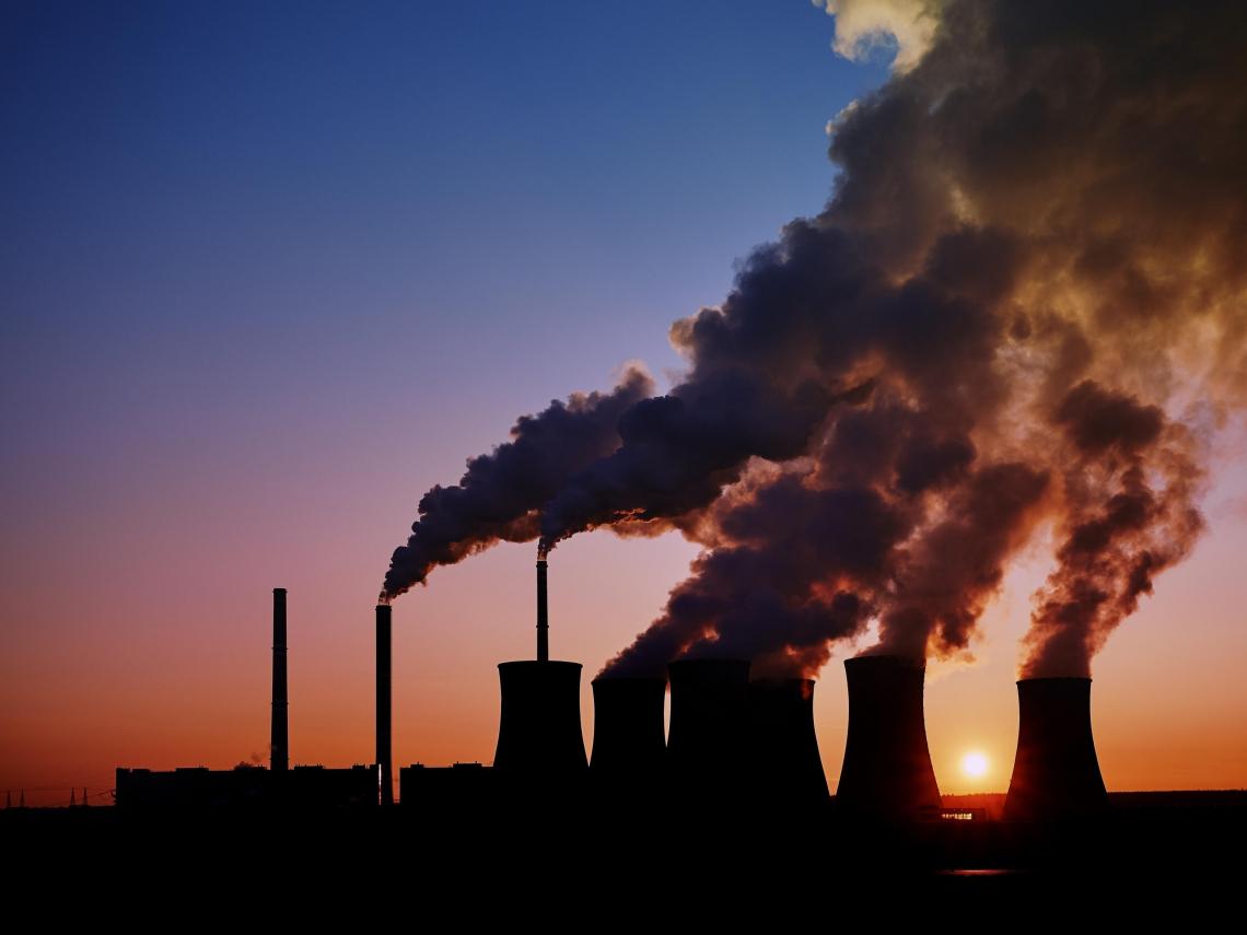 環保署擬規劃大戶收碳費,可望2023年實施