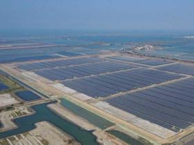 「全國地面最大」鹽田太陽光電場落腳台南 台電「設備全MIT」!年發電上看逾2億度