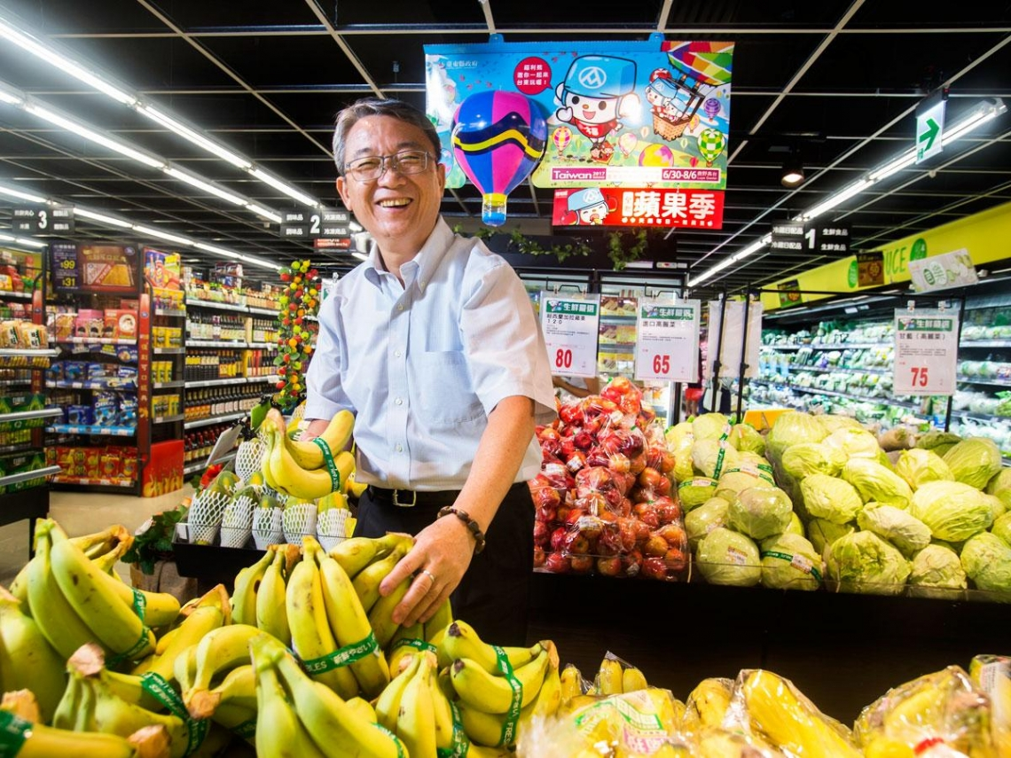 獨家專訪全聯新舵手 謝健南「大農業」戰略曝光