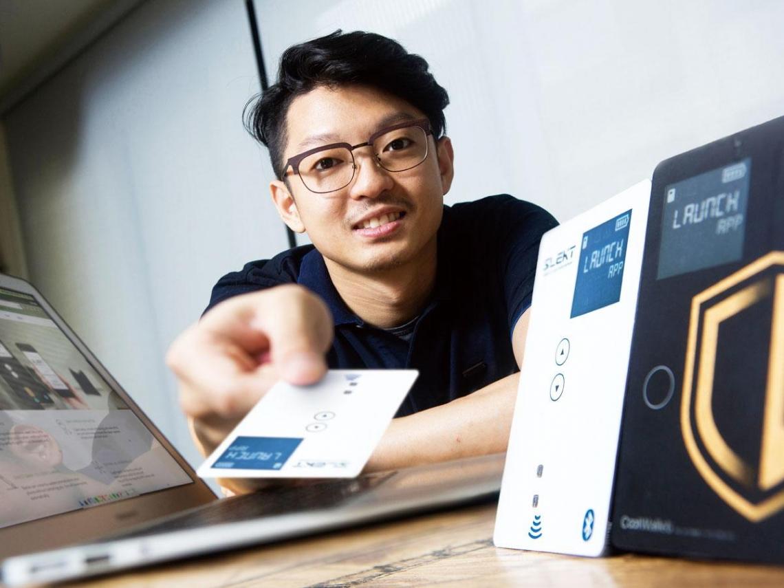 台灣新創  一張卡片收服韓國電信二哥