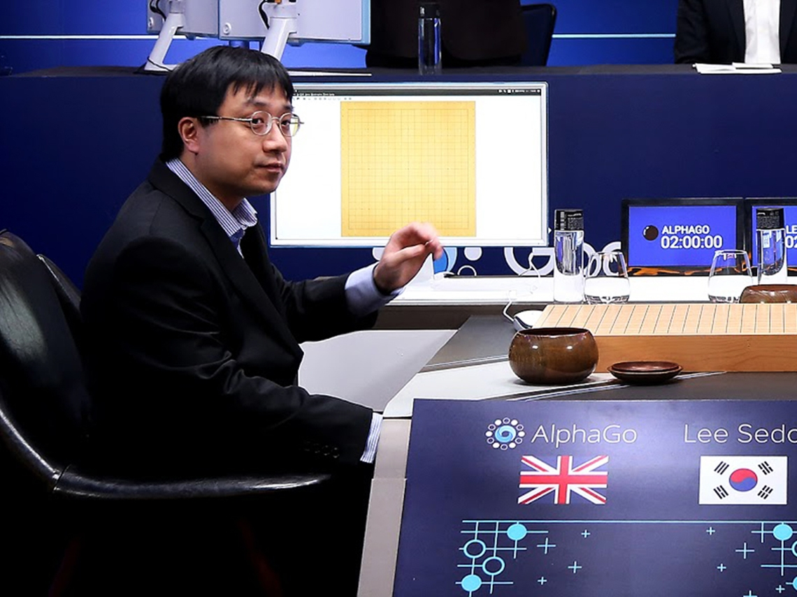 谷歌戰勝圍棋冠軍幕後的台灣囝仔