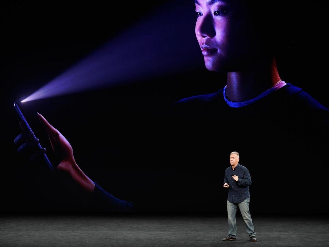 iPhone X人臉秒解鎖  幕後神兵揭祕
