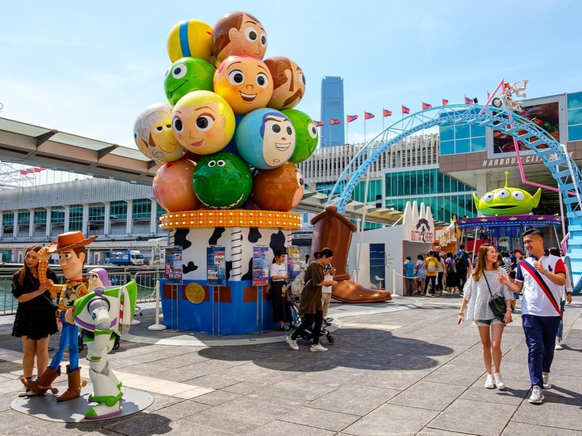 上海迪士尼 6個首創搶先公開