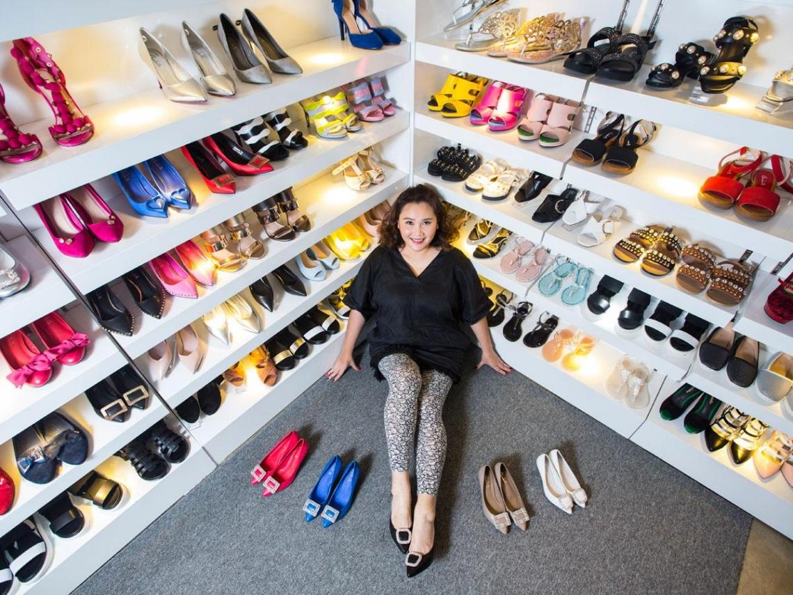 跳出證券業 她靠網路賣女鞋年收上億